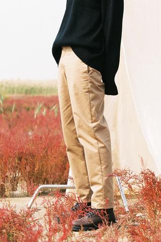히든 웨이스트 치노팬츠(3color)